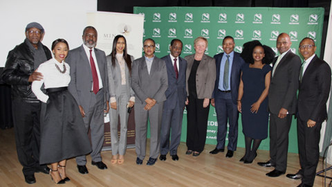 MINDS and Nedbank enter into a Youth Scholarship Programme Partnership