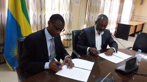 The Government of Rwanda partners with MINDS