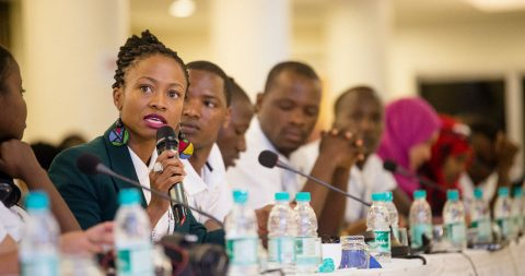 2016 Youth Dialogue, Tanzania