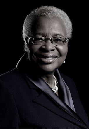 Mrs Graça Machel