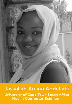 Tassallah Amina Abdullahi