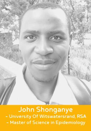 John Shonganye
