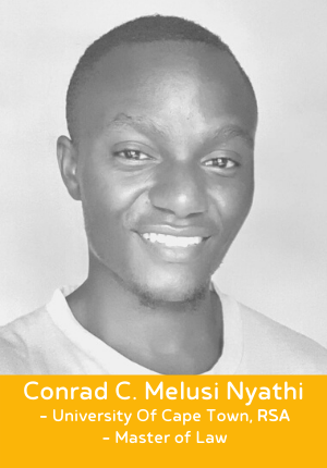 Conrad Clinton Melusi Nyathi