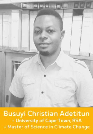 Busuyi Christian Adetitun