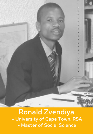 Ronald Zvendiya