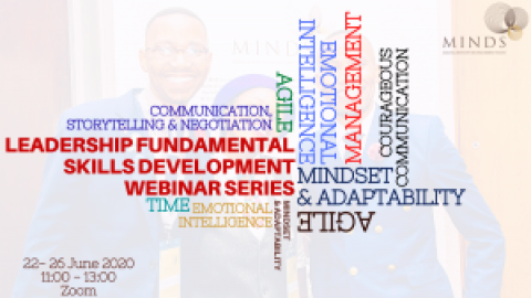Leadership Fundamental Skills Development Webinar Series