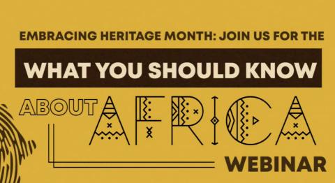 Africa needs to reclaim its heritage