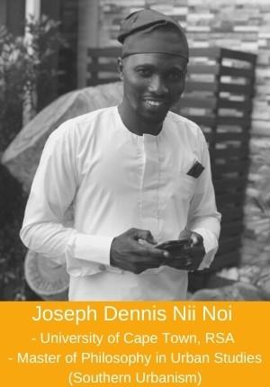 Joseph Dennis Nii Noi